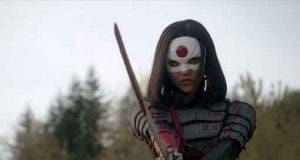 Arrow: Katana regresa en el episodio 8x02 Bienvenido a Hong Kong