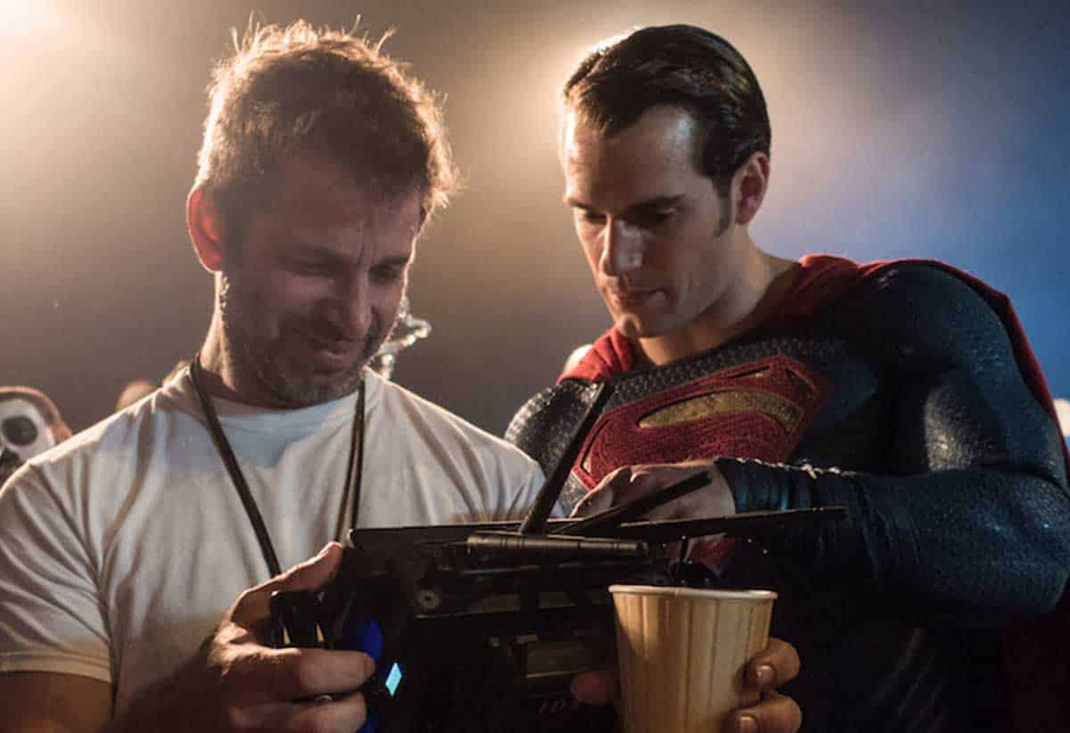 Liga de la Justicia de Zack Snyder: Wonder Woman descubría a Darkseid