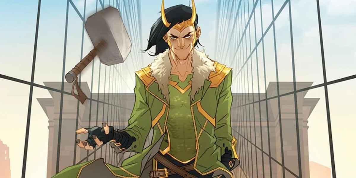 Thor es el malvado y Loki es el héroe al final del Universo Marvel