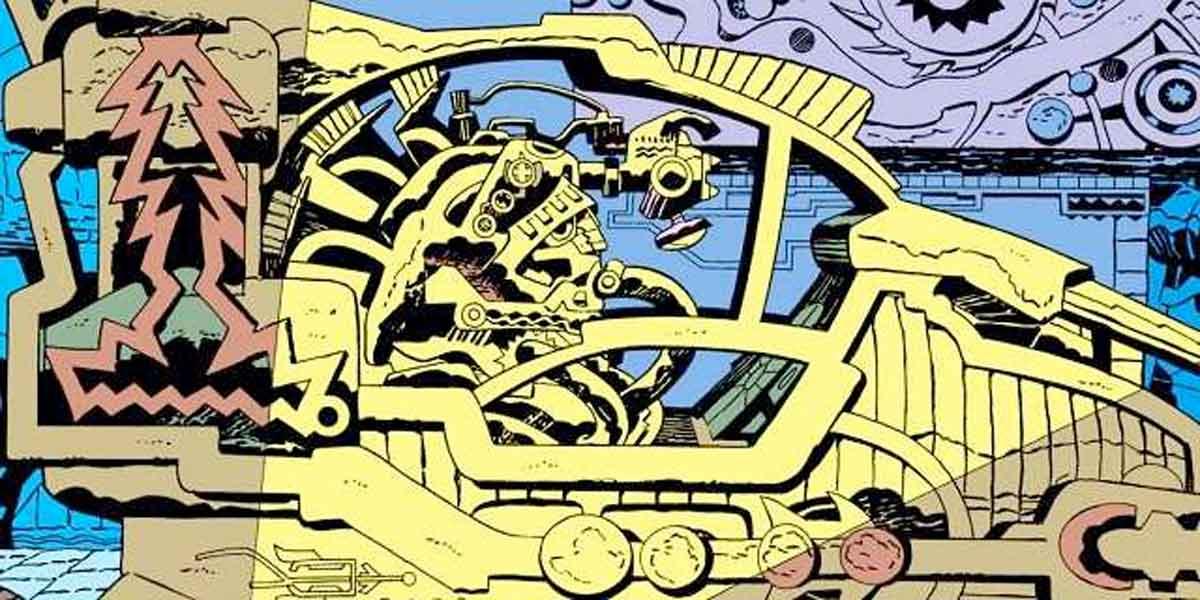 Marvel construye la tumba de los Dioses para su próxima película