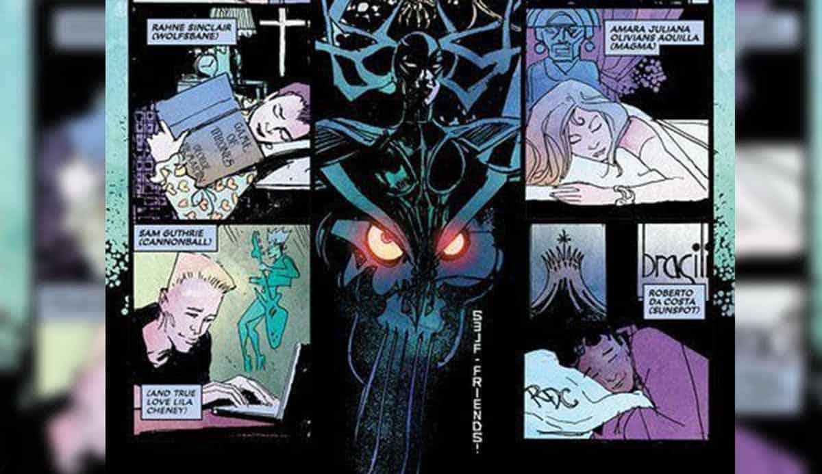 Los Nuevos Mutantes: Marvel decidió esconder un easter egg de Juego de Tronos