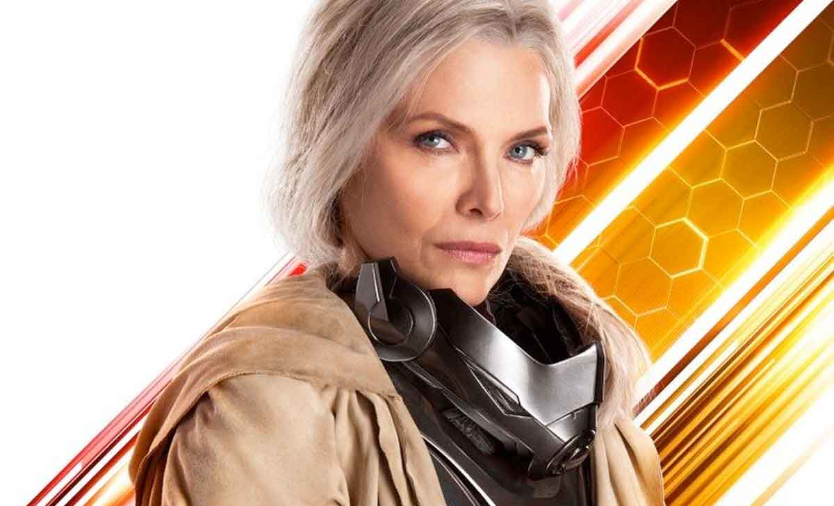 Michelle Pfeiffer quiere hacer Ant-Man 3, pero... ¿Marvel quiere?