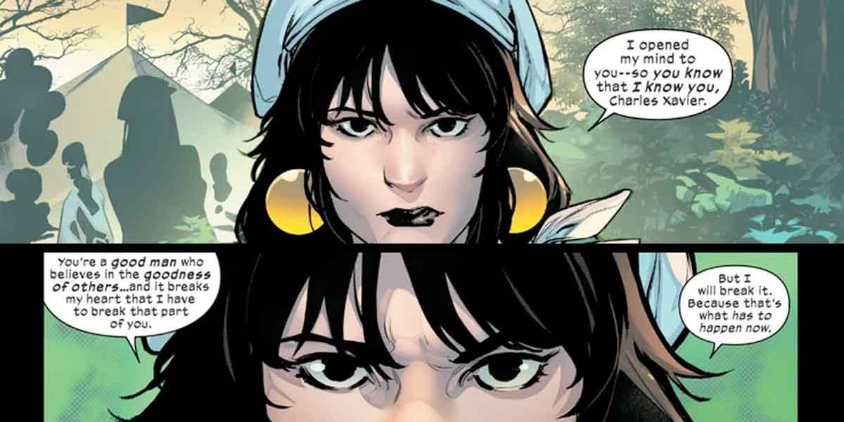 Marvel confirma que El Profeso X ha sido corrompido por otro mutante