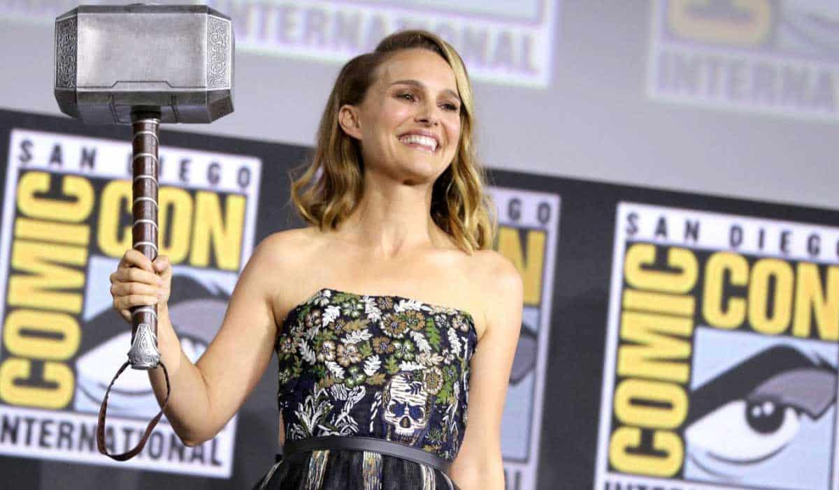 Marvel podría llevar a cabo una trilogía de Natalie Portman como Mighty Thor