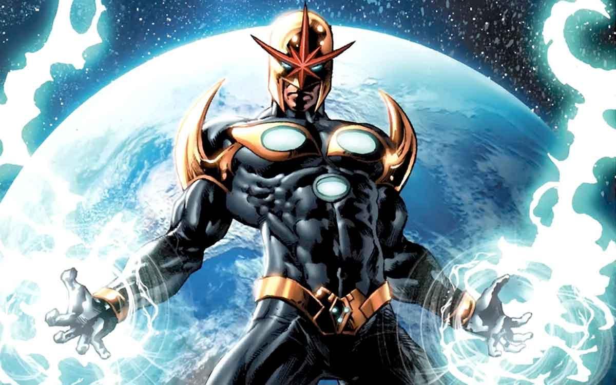 NOVA será la gran apuesta en las próximas películas de Marvel