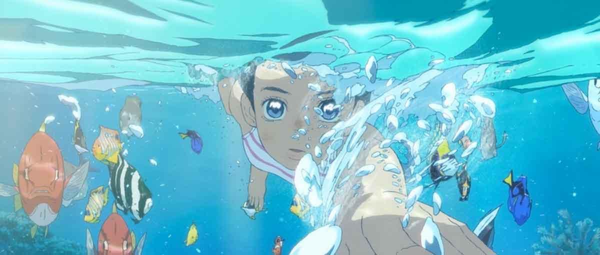 Las películas de Anime de 2019 luchan contra el cambio climático