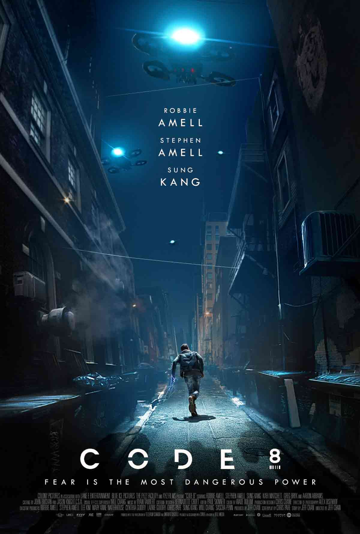 Stephen Amell revienta Netflix con su nueva película Code 8: Renegados
