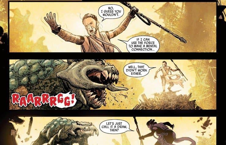 Journey to Star Wars: El ascenso de Skywalker - Lealtad