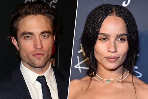 Robert Pattinson opinó sobre la elección de Zoë Kravitz como Catwoman