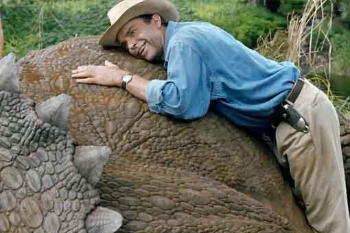 Sam Neill comenta su regreso a la saga Parque Jurásico