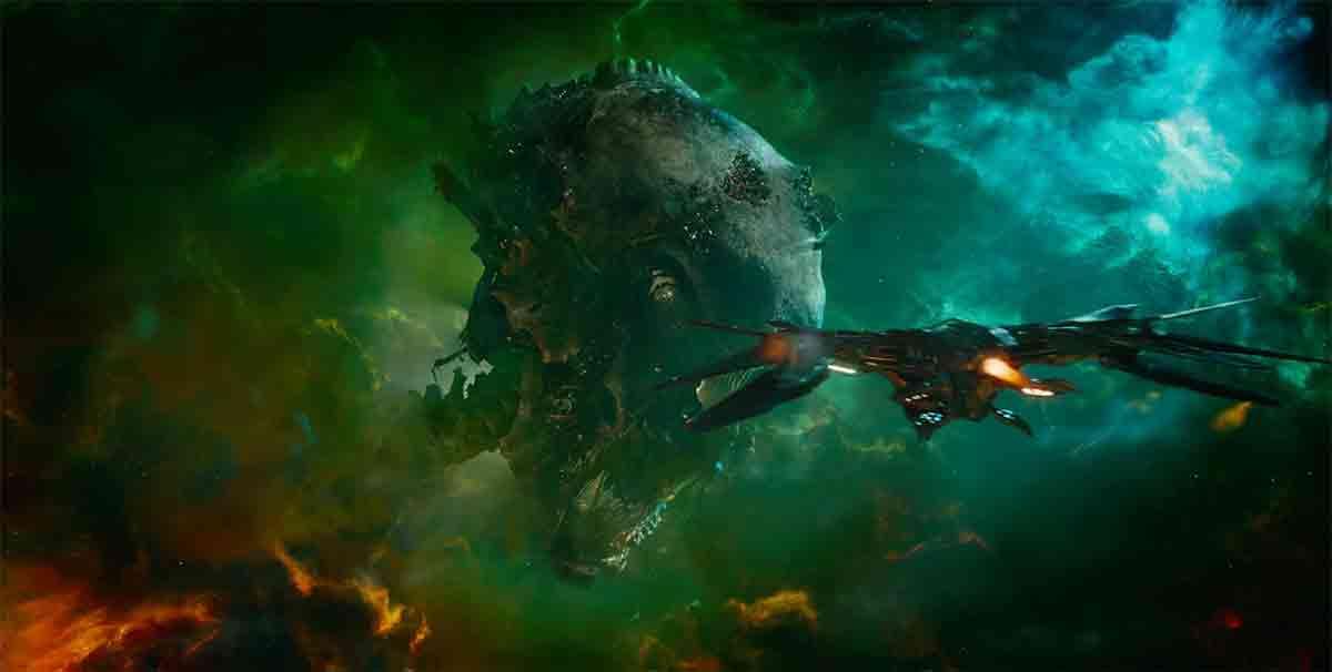 Guardianes de la Galaxia (2014) estará conectada con Los Eternos (2020)