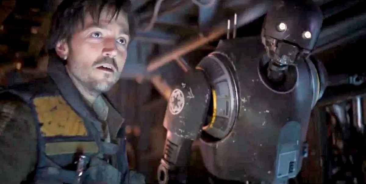 Star Wars: Grandes noticias para la serie de Cassian Andor