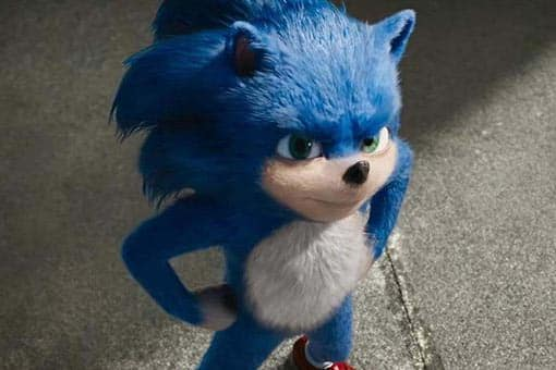 Sonic: La película. Un cartel confirma el nuevo diseño del erizo