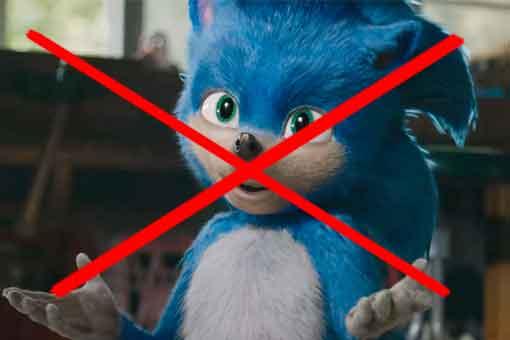 Filtran el nuevo y renovado aspecto de Sonic: La película (2020)