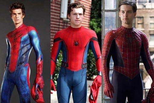 Spider-Man: Marvel estaría planeando un crossover con los tres actores