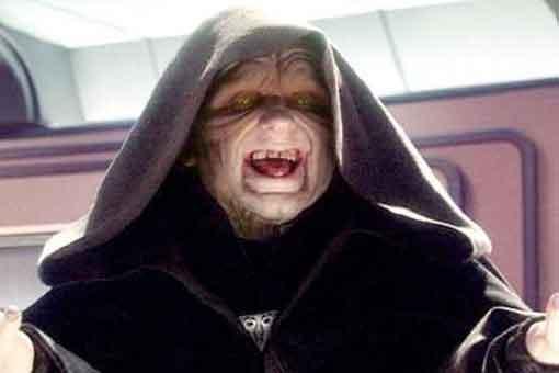 Filtran el aspecto de El Emperador en Star Wars: El ascenso de Skywalker