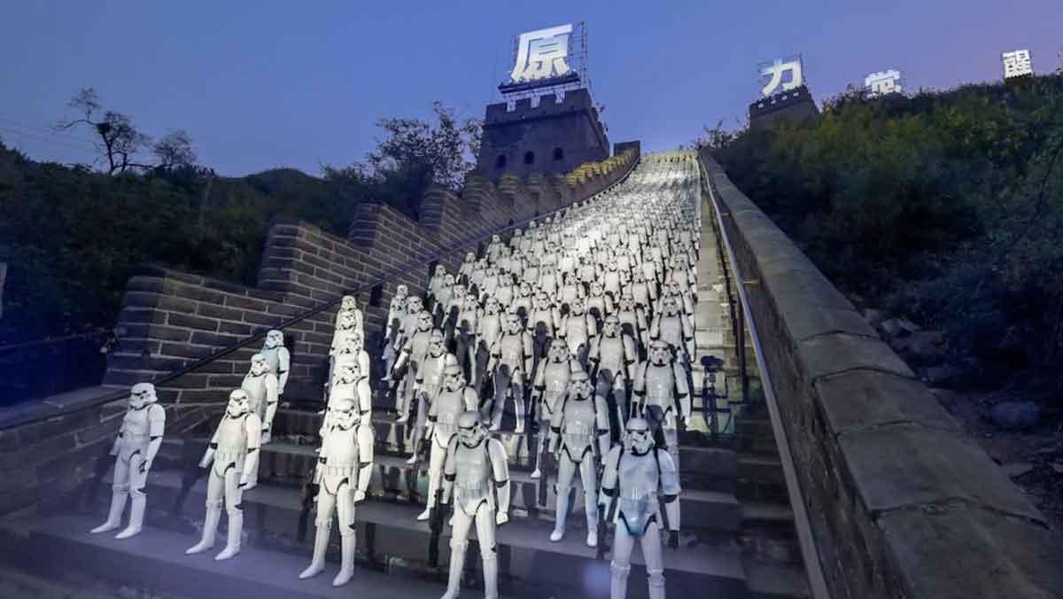 Disney invadirá China con Star Wars