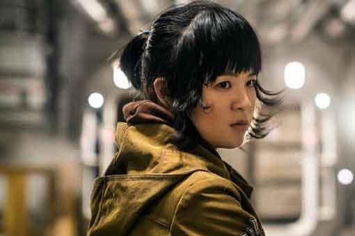Star Wars arregla el personaje de Rose Tico (Kelly Marie Tran)