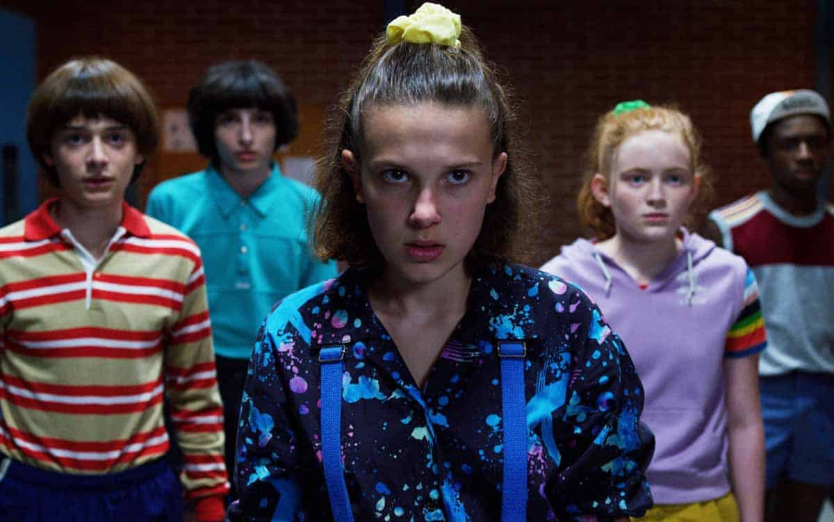 Stranger Things 3 batió récords de audiencia