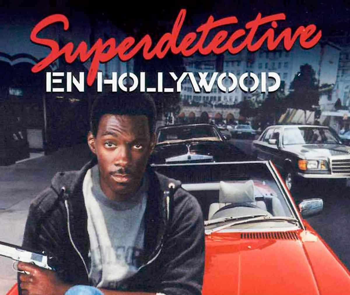 Superdetective en Hollywood 4 es la siguiente película de Eddie Murphy