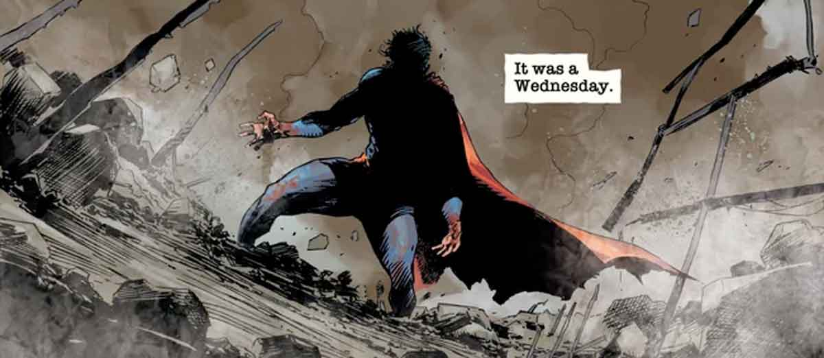 Superman infectado Lo que de verdad opina Batman sobre Arrow
