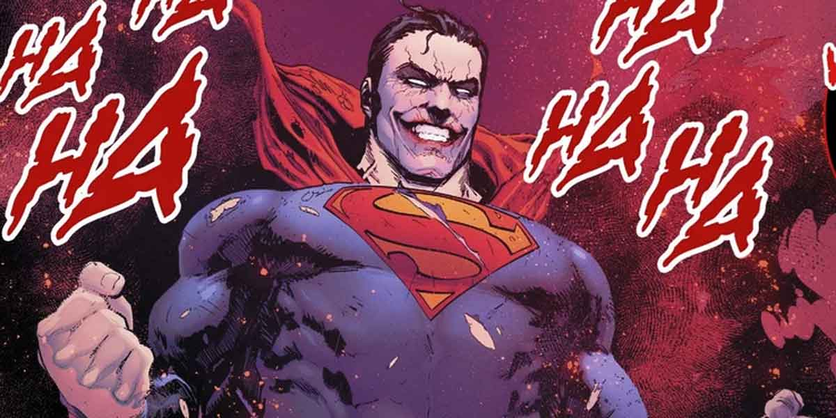 "Superman se vuelve malvado pero tiene ""truco"" - Cinemascomics.com"