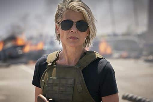 Terminator: Destino oscuro. La película presenta su mejor trailer hasta el momento