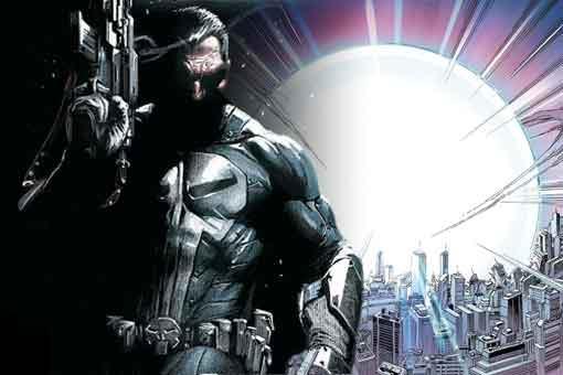 Marvel convierta a The Punisher en el Dios Cósmico de la Muerte