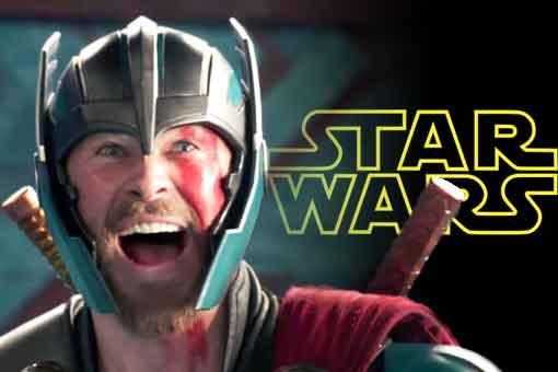 Chris Hemsworth quiere unirse a las películas de Star Wars