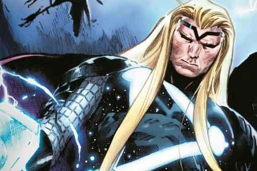 Espectacular look del Thor Oscuro de Marvel