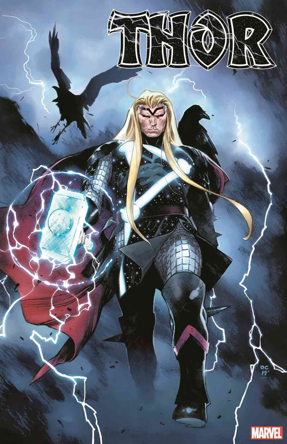 Espectacular look del Thor Oscuro de Marvel