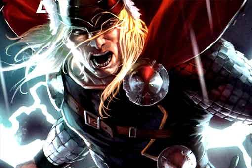 Thor se convierte en la peor pesadilla de los Vengadores