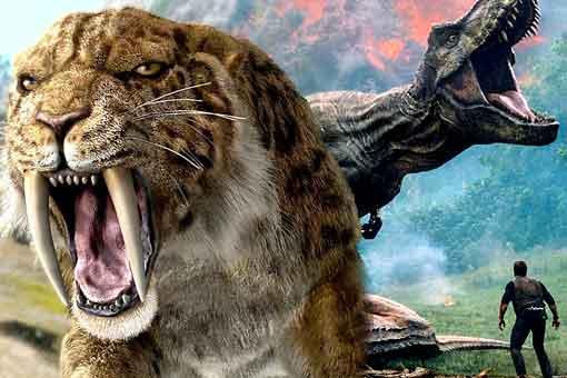 Teoría Jurassic World 3 ¿Veremos un tigre dientes de sable?