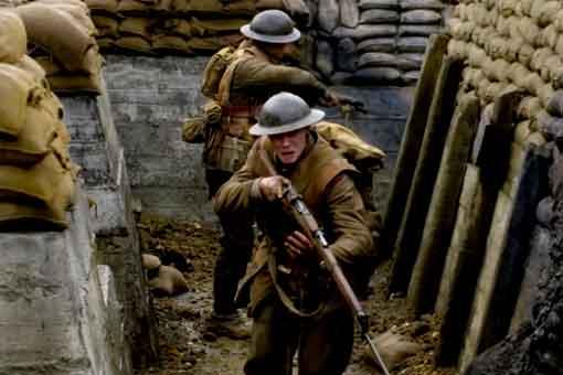 Tráiler de 1917, película de la Primera Guerra Mundial de Sam Mendes