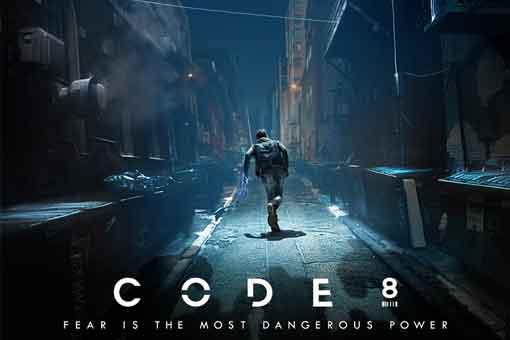 Tráiler de Código 8, la nueva película de Robbie y Stephen Amell