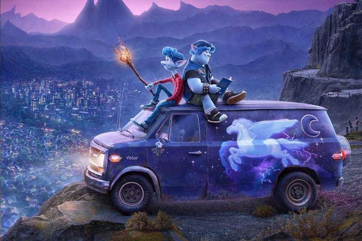 Tenemos nuevo tráiler de Onward, la próxima película de Pixar