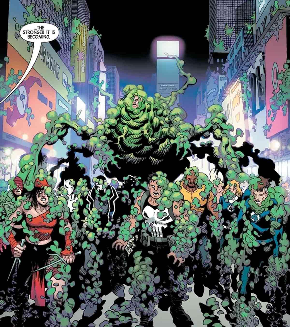 ¿El Universo Marvel sobrevivirá a una invasión Zombie?