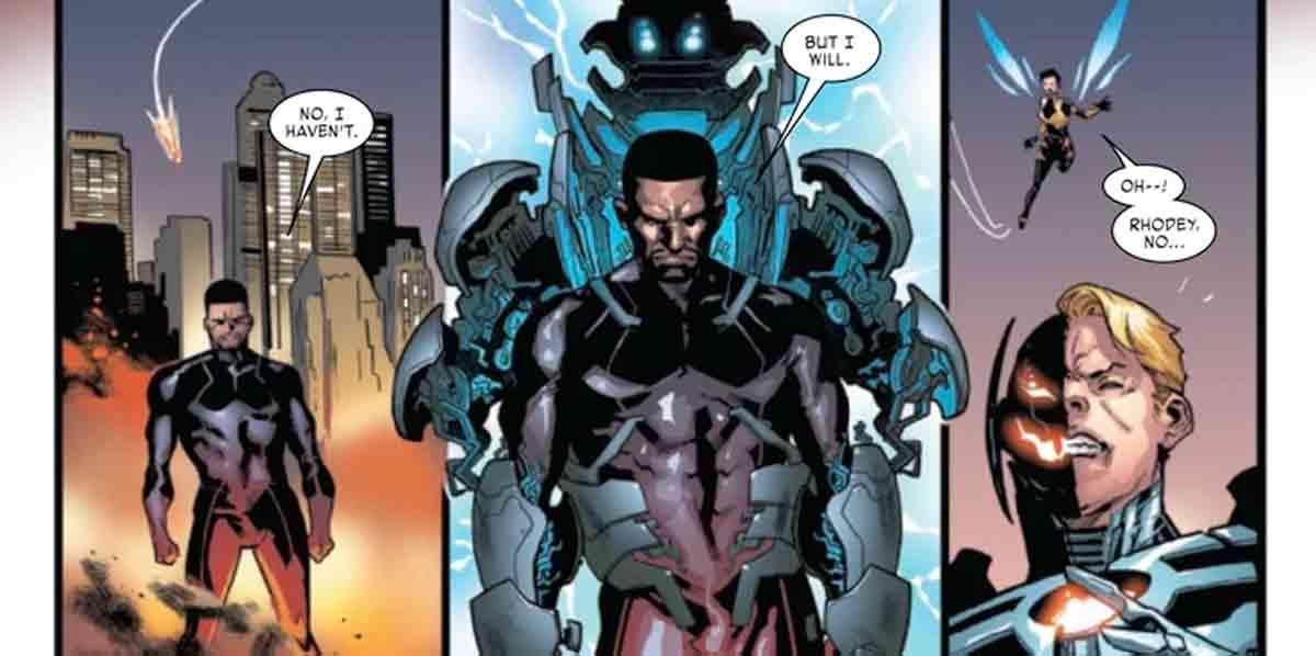 Marvel convierte a un Vengador en un asesino de masas