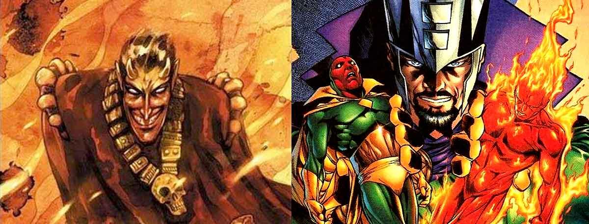 Dos nuevos villanos atacarán a los Vengadores en una película de Marvel