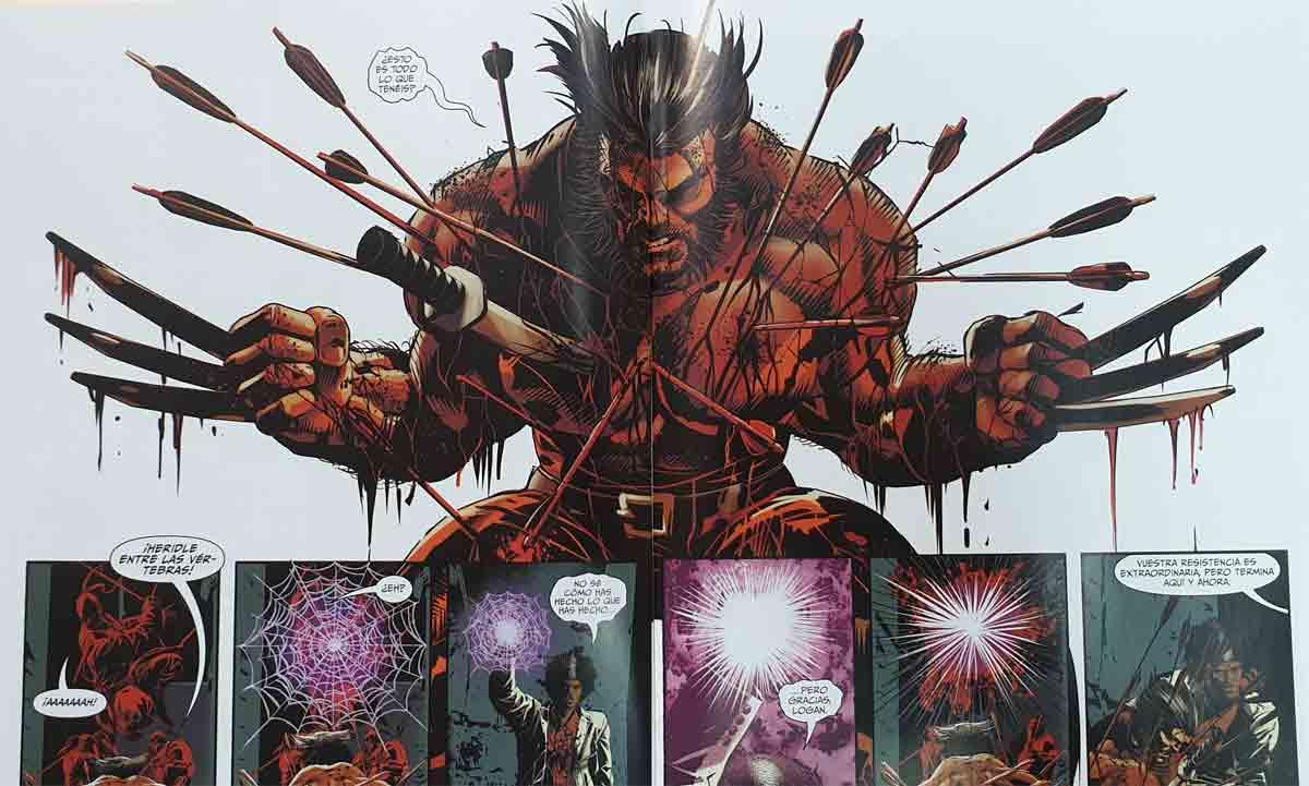 Wolverine tiene el poder de resucitar a los muertos