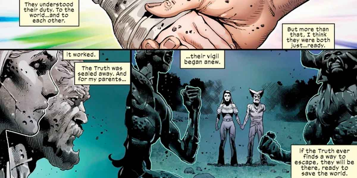 Wolverine revela que hubo otro Logan anterior a él