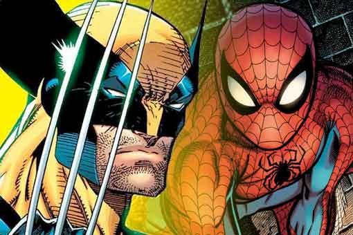 Cuando Spider-Man imita a Wolverine sale mal parado