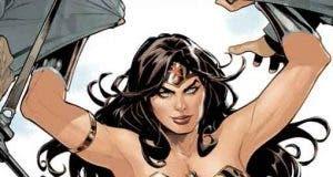 Wonder Woman se convierte en la más importante de DC Comics