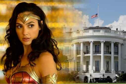 Wonder Woman 1984 tiene una escena de acción en la Casa Blanca