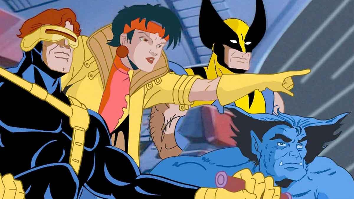 La mítica música de la serie animación clásica de los X-Men es un plagio