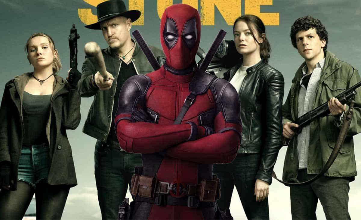 ¿Es posible?: Deadpool y Zombieland podrían tener un crossover