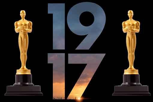 1917 de Sam Mendes se pone número 1 en la carrera por los Oscars