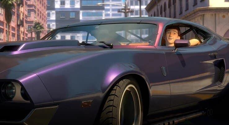 Fast & Furious: Spy Racers. Tony
