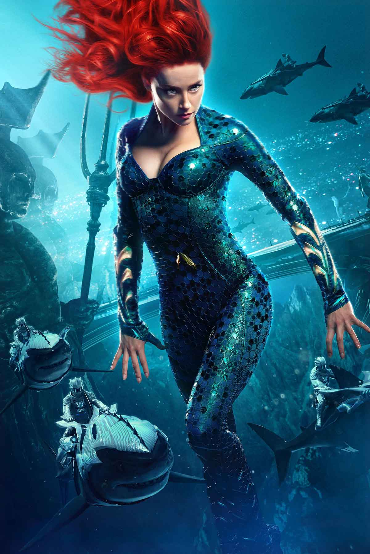 Aquaman Princess Mera
