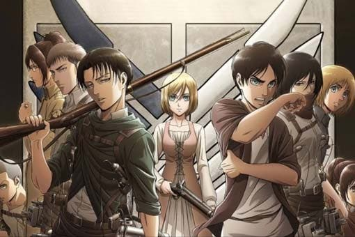 Attack on Titan Temporada 3 Español